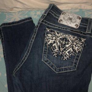 Skinny size 29/29 Miss Me jeans